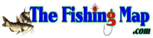 The Fishing Map - Fishing Info Net