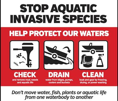 Stop Invasive Species Alert