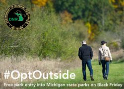 Michigan OptOutside - November 24